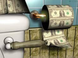 Мнения экспертов: После выборов доллар ждет обвал. Гривна подымется до 7,60 за 1 $.