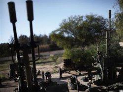 Ливия: хроника гражданской войны в первый день весны.