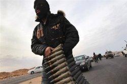Войска Каддафи наступают на Восток Ливии!!!