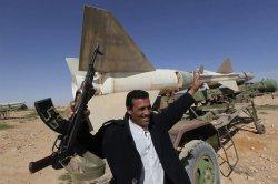 """""""Битва за Ливию"""": ход воздушной войны. Коалиция теряет боевые самолеты!!!"""