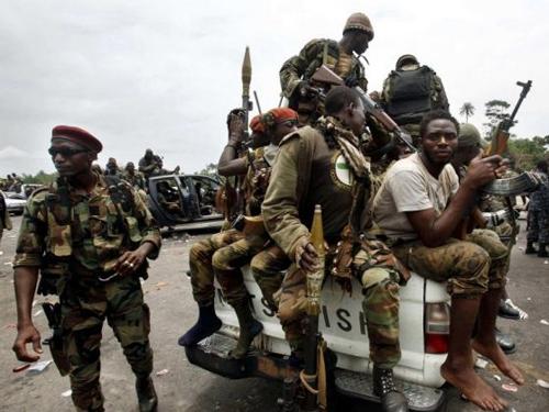 Война в кот д ивуаре