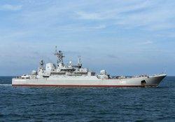 Большой десантный корабль Военно-Морских Сил Украины «Костянтин Ольшанський» прибыл на Мальту.