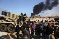 Западные военные аналитики считают, что армия Каддафи потерпит катастрофу через 72 часа.