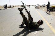 В ливийской армии служат военные специалисты из Белоруссии и Украины.