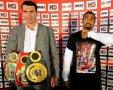Владимир Кличко победил Хея - братья Кличко собрали все чемпионские пояса в мире!!!