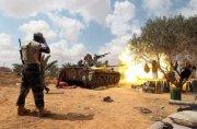 В Ливии идут ожесточенные бои по всей территории страны. Видео с места событий.