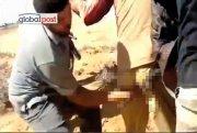 Каддафи перед убийством жестоко пытали и изнасиловали!!!