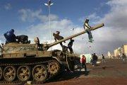 Обновлено: Ливия после убийства Каддафи фактически развалилась на части.
