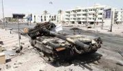 """Сейф-аль Ислам Каддафи победил бы на выборах в Ливии, но сейчас он возглавил """"Армию освобождения Ливии"""".."""