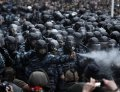 В Киеве Беркут жестоко избивает журналистов и задержанных, не взирая на документы и гражданство!!!