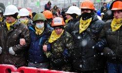 В Украине произошла попытка революции! Произошли столкновения протестантов с милицией!!!