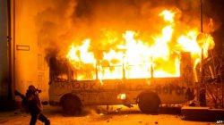 Украинская революция 19 января началась!!!
