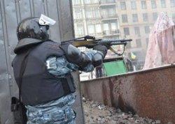 Азаров теряет власть и считает, что демонстрантов в Киеве убивают... снайпера НАТО!!!