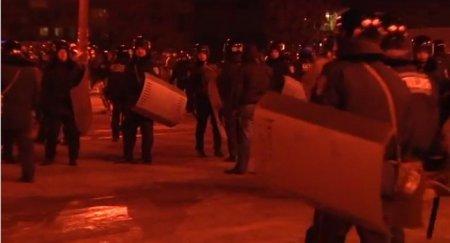 В Запорожье и Днепропетровске произошел разгон и подавление протестов, идут аресты и избиения активистов!!!