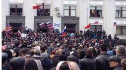 Крымский кризис: К 200-летнему юбилею Шевченко российские провокаторы утроили антиукраинские погромы в ряде городов Востока Украины.