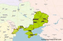 Крымский кризис - брат у ворот: Россия пытается отрезать Украину от Черного и Азовского морей.