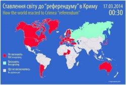 Крымский кризис - брат у ворот: непризнанный Крымский референдум 16 марта о присоединению к России открыл новую фазу международных отношений.