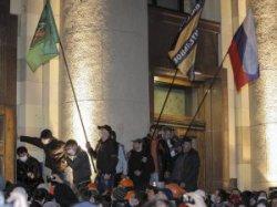 Сепаратизм в Украине: в Николаеве народ разогнал российских сепаратистов!