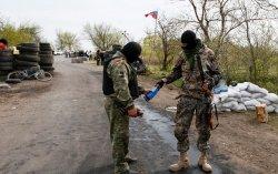 Кризис в Украине: сепаратисты срывают выполнение соглашения о перемирии от 17 апреля 2014 года!!!