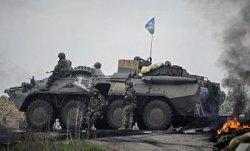 В Запорожье попытка захвата атомной станции в Энергодаре!!! Охрана ЗАЭС окружила группу вооруженных лиц на въезде в Энергодар!