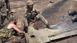 Российские террористы и наемники сбили два украинских СУ-25. Есть подозрение, что снова  были применены БУКИ!
