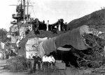 """Судьба """"Тирпица"""" - легендарного линкора Нацисткой Германии в одиночку противостоявшего всему Британскому флоту..."""