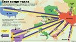 Украину покинули больше 6 млн. граждан или 15% населения!!!