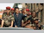 """На Мадагаскаре """"черный полковник"""" сверг """"президента - диджея""""."""